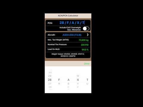 IPhone - ACN PCN App