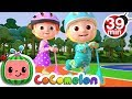 No No Play Safe Song More Nursery Rhymes Kids Songs CoCoMelon