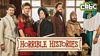 Horrible Histories Song - Finale Song - CBBC