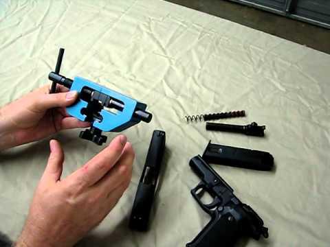 Pistol Sight Adjustment Tool Pistol Sight Adjustment