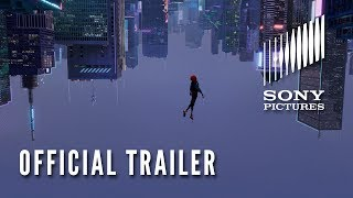Spider man Into The Spider verse International Teaser Trailer