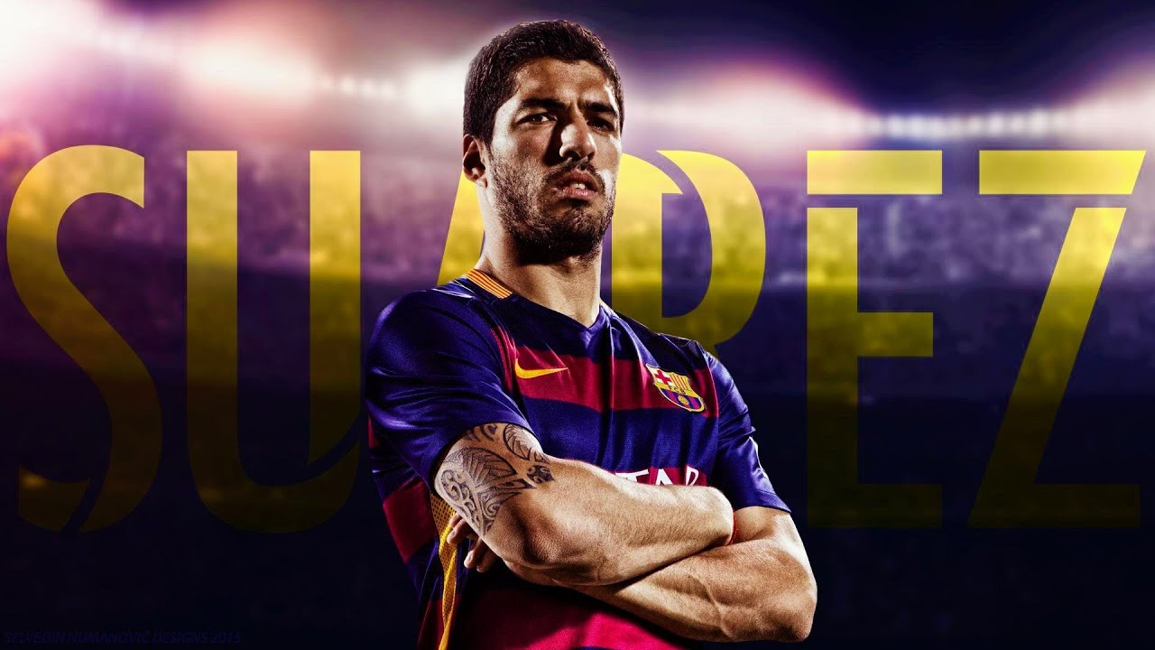 Luis Suarez - Top 30 Goals Ever With Commentary