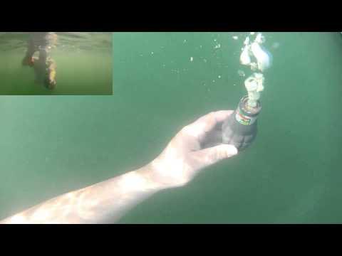 GoPro Underwater View