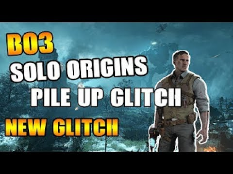 Black Ops Zombie Glitches: Origins Pile Up + UNLIMITED Ammo High Rounds Glitch!