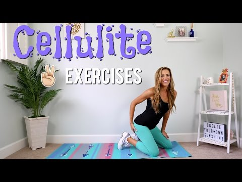 How to Get Rid of CELLULITE | Exercises & Tips