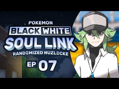 Pokemon Black & White Soul Link EP 07   TENSION!