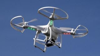 First responders: Drones are putting lives at risk