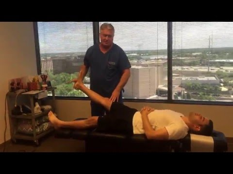 L5-S1 Herniated Disc Patient Exam & Treatment At Advanced Chiropractic Relief Ring Dinger Too