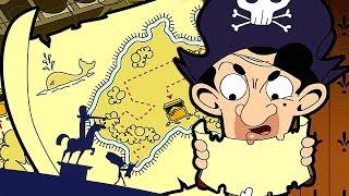 Treasure Hunt Bean | Funny Episodes | Mr Bean Cartoon World