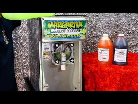 Margarita Machine Rentals by Cindys Jumpers