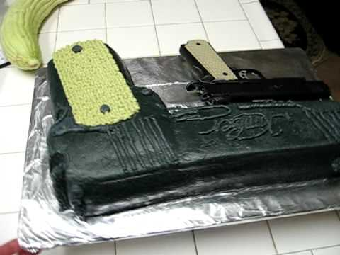Cake Decorating- Birthday Cake