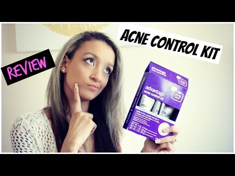 Clean & Clear Advantage Acne Control Kit Review