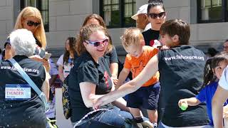 Strolling Thunder brings babies to the state capitol