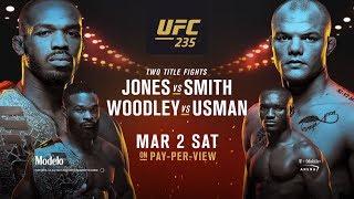 UFC 235: Jones vs Smith