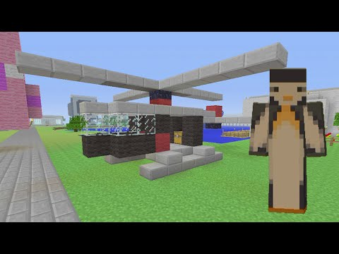 Minecraft Xbox: Helicopter [85]