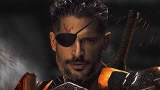 Why Deathstroke From Justice League Looks So Familiar