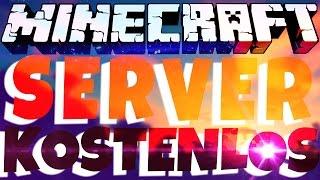 Minecraft Server Kostenlos Mieten Für Immer Videos Ytubetv - Minecraft server erstellen hamachi kostenlos