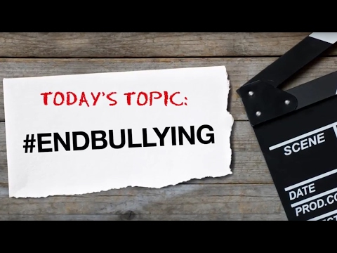 HELP END BULLYING - Live Broadcast
