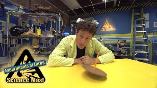 Science Max|Friction Experiment| SCIENCE | + MORE!