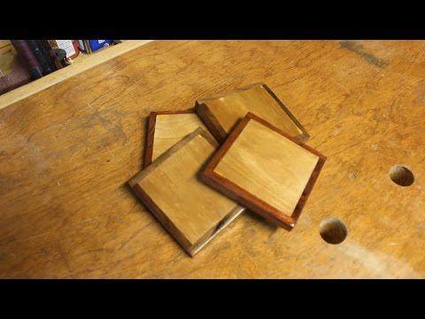 Easy Made Drink Coasters