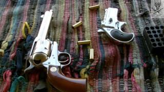 Карманный пистолет. Дерринджер, ч.3. Сравнительный отстрел