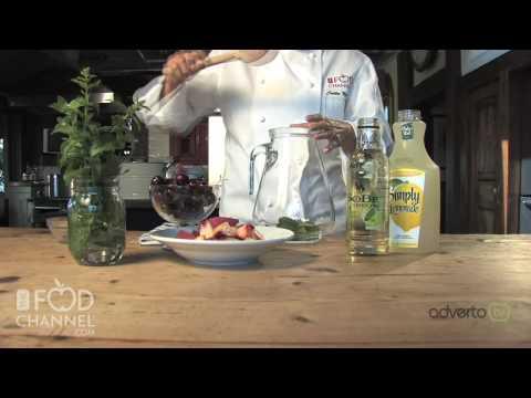 How to Make Green Tea Lemonade