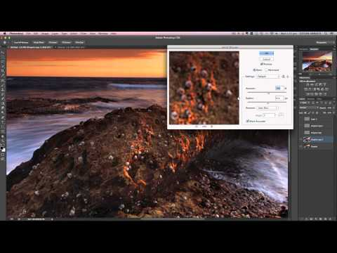 Photoshop Tutorial: How To Fix Blurry Images