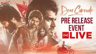 Dear Comrade Pre Release Full Event | Vijay Deverakonda | Rashmika Mandanna | Bharat Kamma | MMM