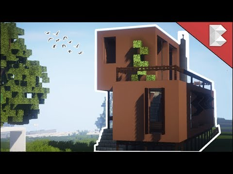 Minecraft: Creative Cube House - Build Review 2017