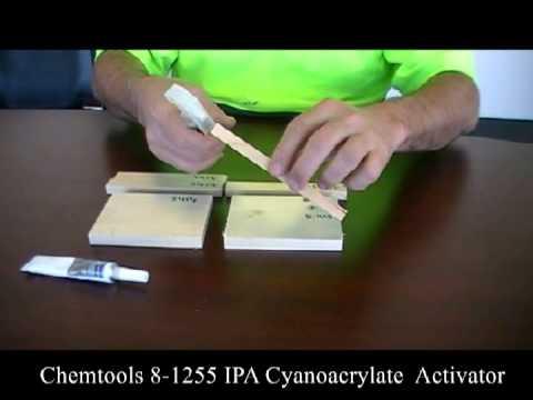 Chemtools 8454 – Cyanoarylate Adhesive Gel