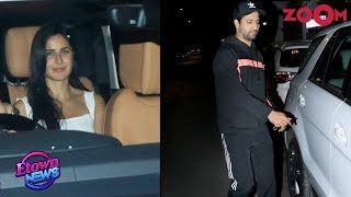 Katrina Kaif and Vicky Kaushal's dating rumours TRIGGER again post they get spotted together