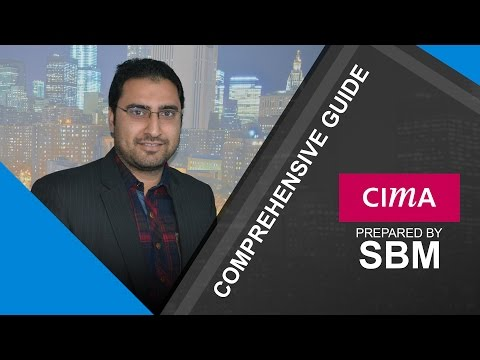 Comprehensive Guide to CIMA-UK by SBM