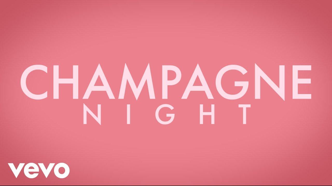 Lady A - Champagne Night
