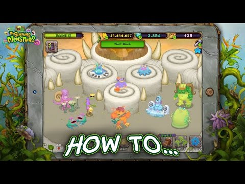 My Singing Monsters: How To Use Composer Island