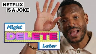 Marlon Wayans Is A Crazy Baby | Might Delete Later | Netflix Is A Joke