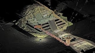 Entrance To The 'UNDERWORLD' Discovered Beneath Mexican Pyramid - Teotihuacan