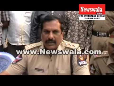 Bahadurpura police arrested a Machanic for malpractices -- Vehicles seized