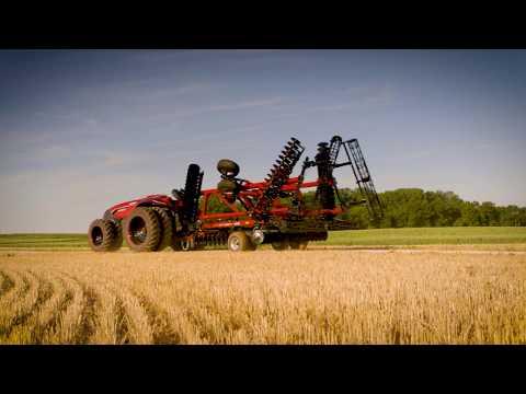 Case IH Launches Autonomous Tractor Pilot Program with Bolthouse Farms