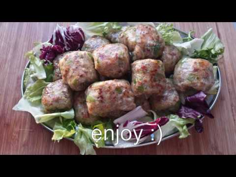spring rolls quick easy mincemeat recipe by maxim