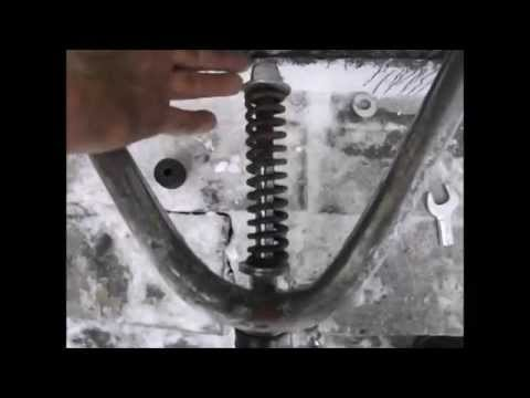 Snowmobile Sleigh Hitch Should Be. Its Being Fixed The Lasting Way