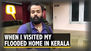 Reporter's Diary: When I Saw My Flooded Ancestral Home in Kerala