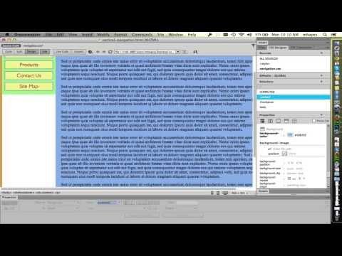 Creating Faux Columns
