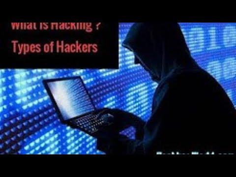 What Is Hacker And Hacker Kinds All Explain About Hacker In Urdu Hind