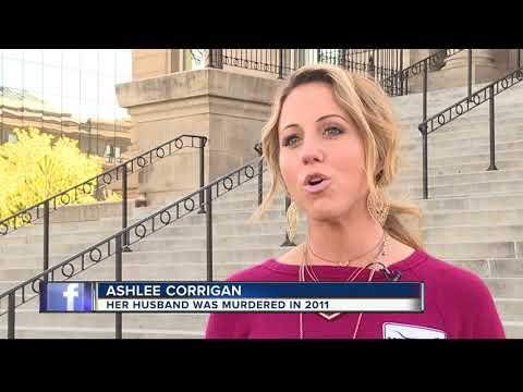 Advocates show support for victims of crimes and Marsy's Law