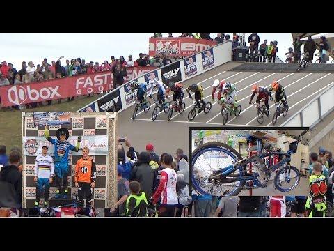 First BMX Race on new Carbon Fiber Frame...1st place!