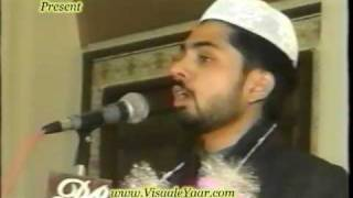 Urdu Naat(Khushboo Hay Do Aalam)Sarwar Naqshbandi.By Visaal