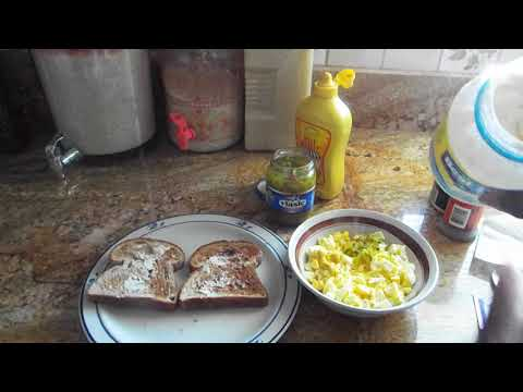 The Most Delicious Egg Salad Ever! Thank You: chriscooks4u2