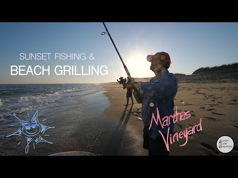 Best Fish Sandwich Recipe - How to make a fish sandwich.  Fshing in Marthas Vineyard