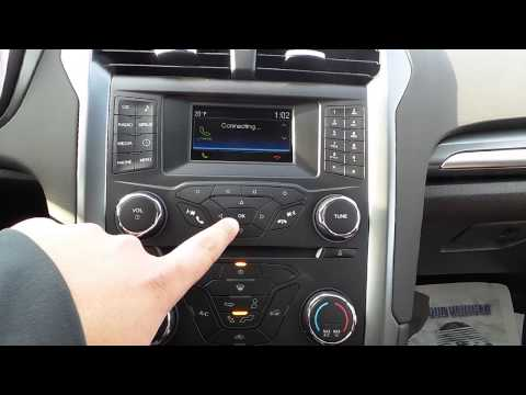 How to remove a Bluetooth device on Fusion SE