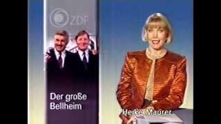 Heike Maurer ZDF Ansage Neujahr 1993